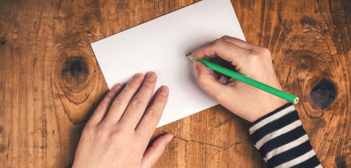 Kuvert richtig beschriften: Wie beschrifte ich ein DIN A4-Kuvert für die Bewerbung