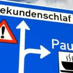 Lenk- und Arbeitszeit: Schlimme Zustände in Fernbussen