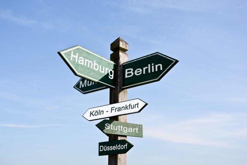 Welche Stadt solls denn werden?