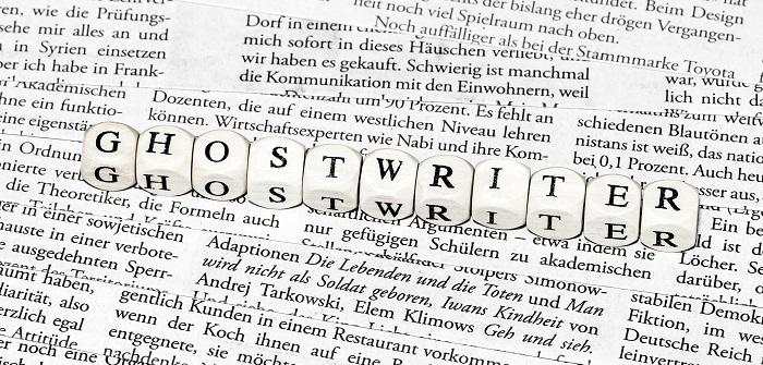 Ghostwriter: So finden Sie einen seriösen Ghostwriter