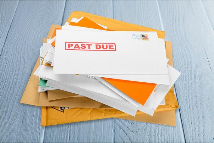 Ja das ist dann der Alltag; Liegengebliebene Post