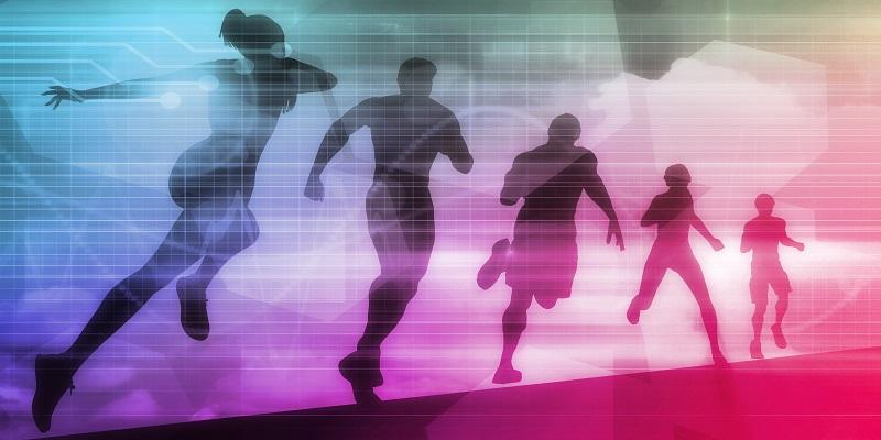 Besonders im Bereich Gesundheitsmanagement müssen Sportwissenschaftler häufig zwischen den Alternativen 'Arbeit am Menschen' und 'Arbeit mit Zahlen' wählen. (#05)
