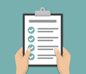 Checkliste: das sollten Sie zum Gesprächsprotokoll vorbereiten. (#2)