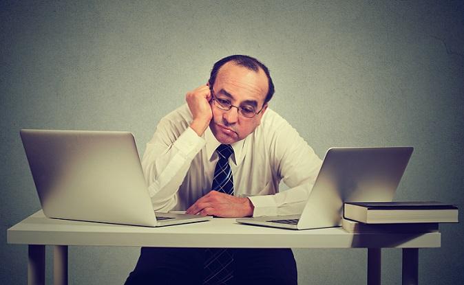 Jeder kennt es: nach Jahren im Unternehmen ohne Veränderung, verlässt einen an manchen Tagen schon mal die Motivation. (#01)