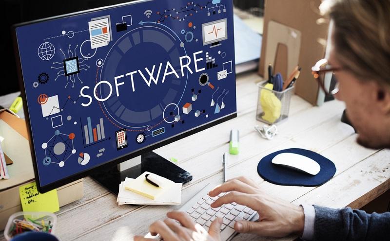 Software spielte seit ihrer Erfindung für sämtliche Branchen in der Wirtschaft schon immer eine große Rolle. Egal ob es sich hierbei um den Handel, der Automobilindustrie, dem Maschinenbau oder um Banken handelt - ohne Software ist ein Unternehmenserfolg undenkbar.(#05)