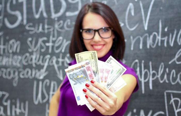 Der Verdienst eines Lehrers ist abhängig vom jeweiligen Bundesland. (#3)