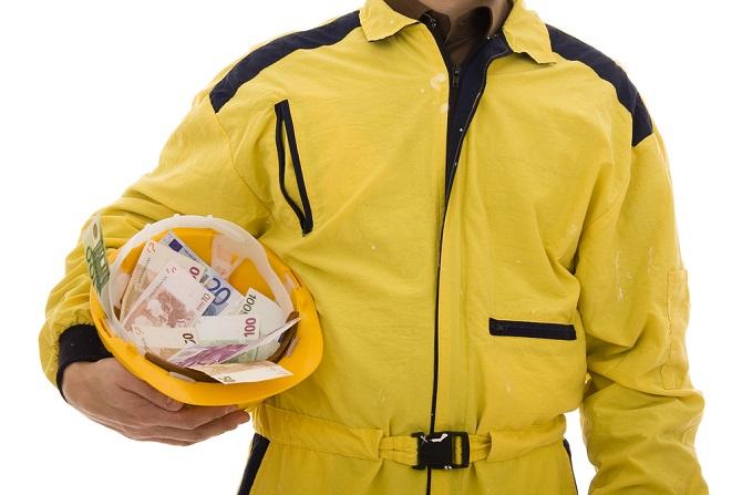 Der § 5 des Bundesrahmentarifvertrags regelt die Einstufung in Lohngruppen, die es seit dem 1. September 2002 gibt. Zuvor wurde eine Einteilung nach Berufsgruppen vorgenommen. (#03)