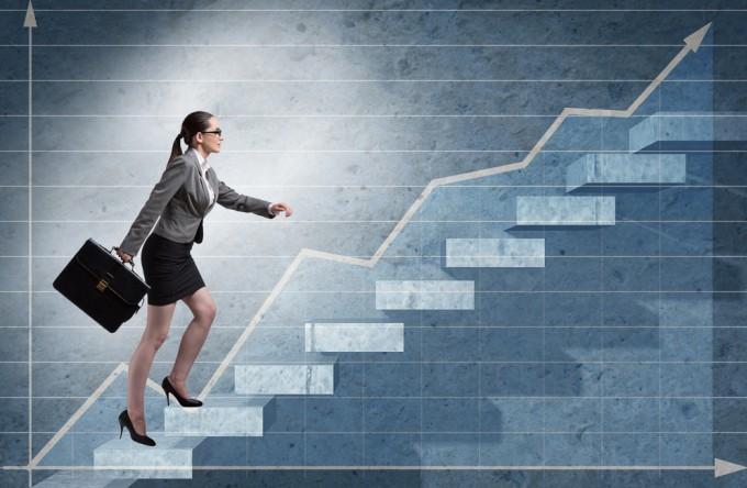 Die Karrieereleiter hat viele Gehaltsstufen, doch geht es da automatisch nach oben? (#2)