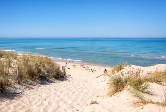 Lacanau, so schön zeigt sich Frankreichs Atlantikküste. (#1)