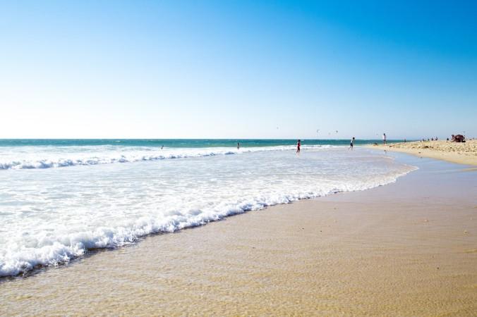 Und nach dem Arbeiten eine Runde entspannen am wunderschönen Strand von Biscarrosse. (#2)