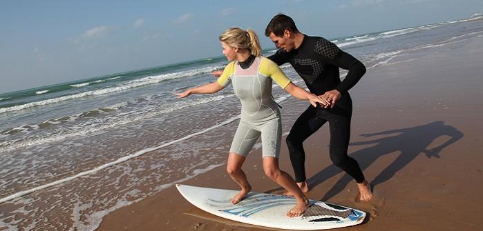 Als Surflehrer in Biscarrosse – Surfen und Geld verdienen