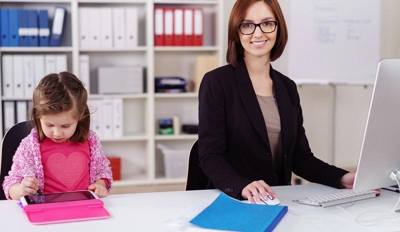 In Zeiten des Fachkräftemangels sind gerade Wiedereinsteiger in den Beruf gefragter als je zuvor. (#02)