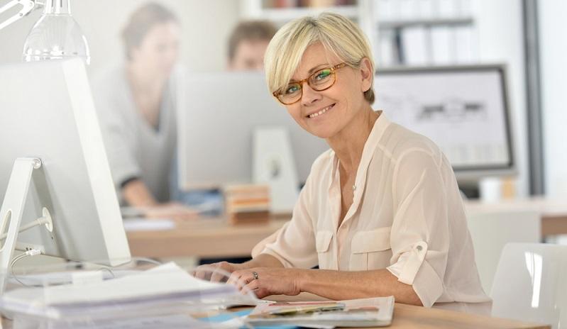Nicht nur Mitarbeiter nach der Babypause oder Elternzeit sind dabei die Zielgruppe, sondern auch die Mitarbeiter, die 50 Jahre und älter sind. (#03)