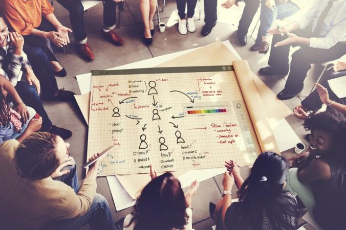 Wer über ein sehr gutes Organisationstalent verfügt und darüber hinaus auch noch im Stande ist, sein erarbeitetes Konzept an ein Team zu kommunizieren, der hat beste Voraussetzungen um eine gute Führungsraft zu werden. (#2)