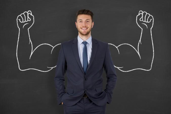 Selbstüberschätzung ist eine große Hürde auf dem Weg zu einer guten Führungskraft. Wer seine Kompetenzen falsch einschätzt, der wird es nicht leicht haben - bleiben Sie realistisch! (#6)