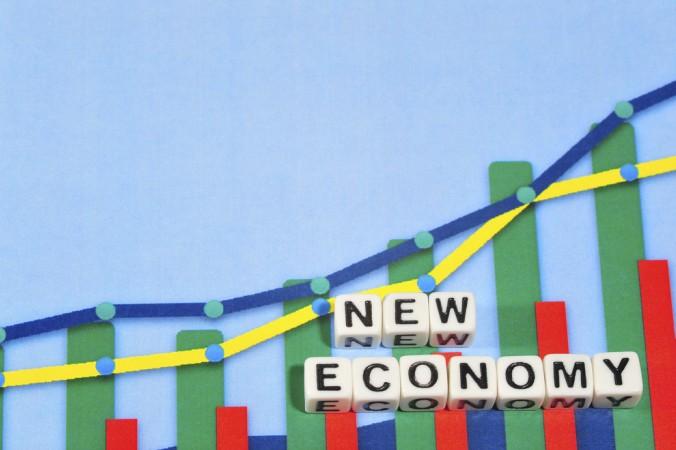 Führt New Economy zu einem direkten Wachstum und kann die Wirtschaft damit mehr Geld verdienen? Hier muss man abwarten und analysieren ob sich daraus tatsächlich neue Chancen für Unternehmen ergeben. (#3)