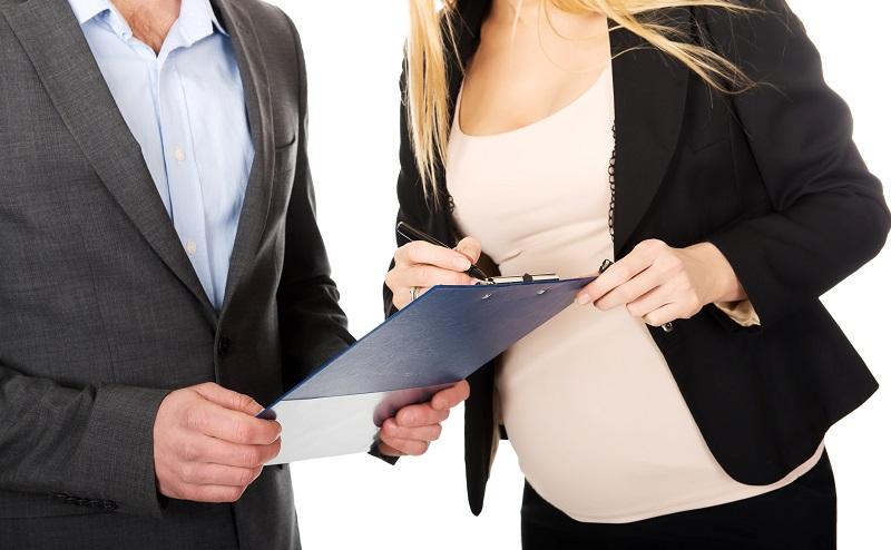 Wenn Mütter den Wiedereinstieg wollen, sollten sie frühzeitig und geschickt mit dem Vorgesetzten verhandeln.(#01)