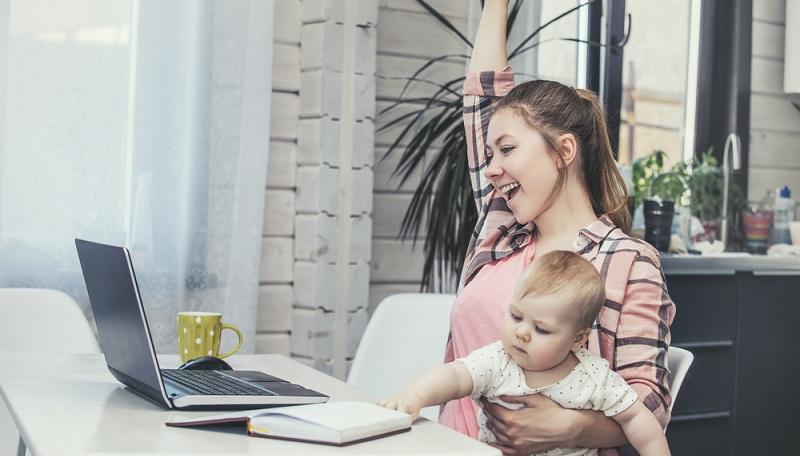 Keine Frage, wer als junge Mutter oder junger Vater wieder zurück in den Beruf möchte der ist über jede Hilfe dankbar, die er bekommen kann. (#01)