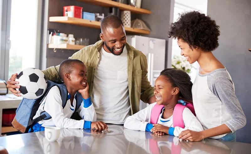 Genießen Sie die Zeit mit dem eigenen Kind und sehen Sie die gewonnen Zeit als verdiente Auszeit vom Berufsleben(#01)