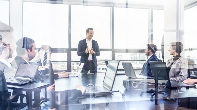 Sie agieren besonders fokussiert und sind sehr empathisch. Das zeigt sich auch direkt bei den Mitarbeitern, die deutlich motivierter arbeiten. (#02)