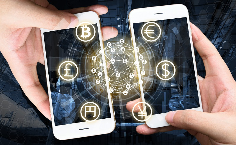 Unternehmen in der Fintech Branche sind oft so aufgestellt, dass sie Lösungen für die Banken entwickeln. (#02)