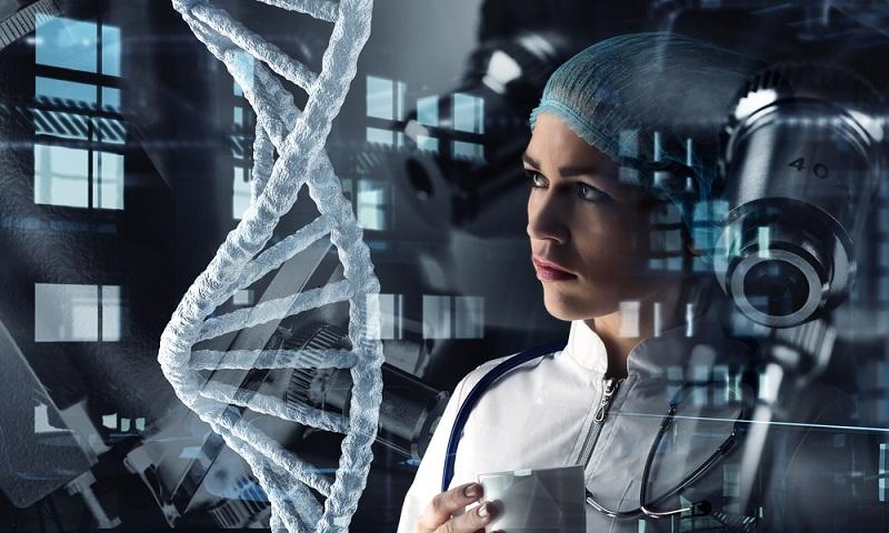 Es gehört zur verantwortungsvollen Tätigkeit in den Bio Jobs, Zusammenhänge zu erkennen oder neue Vermutungen über Zusammenhänge, die vielleicht nicht offenkundig sind, durch Versuche zu beweisen. (#03)