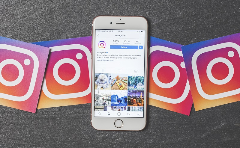 Instagram Karriere: Geduld ist notwendig, wenn es um die Anzahl der Follower geht. (#01)