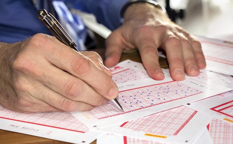 Lottoberater: Zu den beliebtesten Spielen gehört Lotto 6 aus 49. (#02)