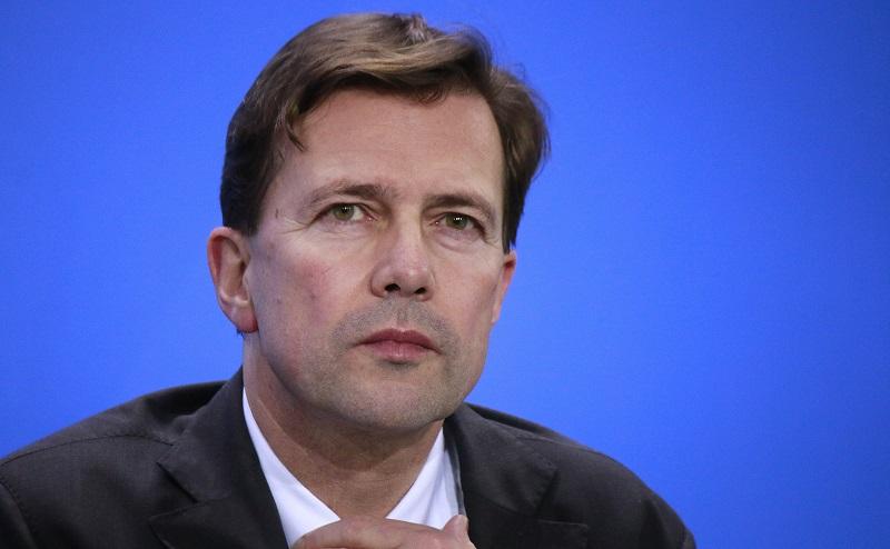 Pressesprecher werden: Steffen Seibert, Regierungssprecher und Chef des Presse- und Informationsamts der deutschen Bundesregierung. (#01)