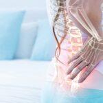 Rückenschmerzen durch zu langes Sitzen