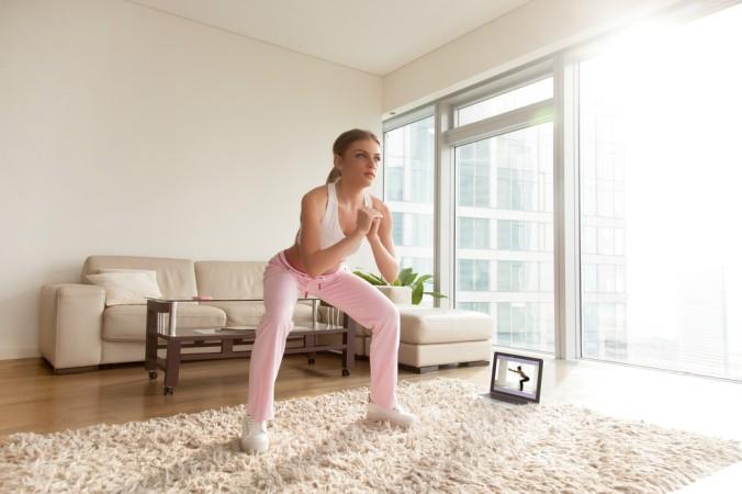 Du willst Geld sparen und bei schlechtem Wetter lieber zu Hause im Wohnzimmer Fitness machen? Dann bist du der optimale Kandidat der im Youtube Business glücklich werden wird. (#2)