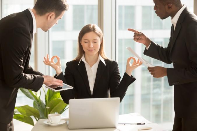 Gesprächsregeln: Wer Gespräche zielführend führen möchte, der sollte die Regeln einer guten und fairen Kommunikation kennen. Und im Zweifel lieber einmal mehr durchatmen! (#2)