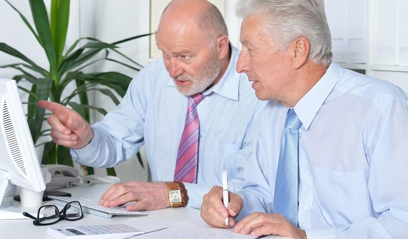 Unternehmen arbeiten oft mit sehr speziellen Einstellungstests für die ältere Generation (#04)