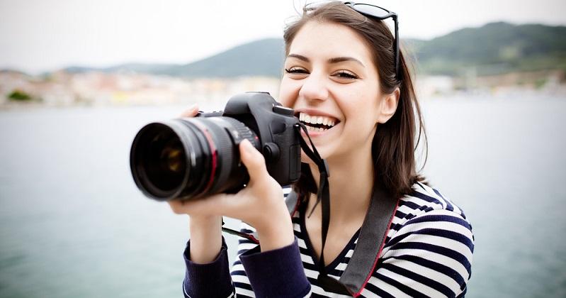 Die Druck- und Medienbranche bietet eine ganze Reihe moderner Tätigkeiten, u.a.: Der Fotograf (#08)