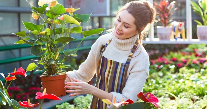 """Die """"grünen"""" Berufe haben eines gemeinsam: Einen engen Kontakt zur Natur und Umwelt, meist auch zu Pflanzen und Tieren. (#04)"""
