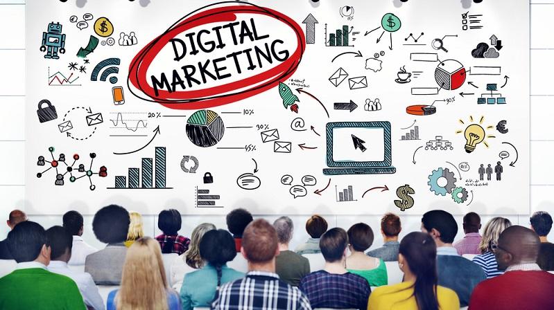 Das Online-Marketing lässt sich nicht auf einen einzelnen Bereich beschränken. So wie die Mathematik nicht ausschließlich aus Divisionen besteht, unterteilt sich auch das Marketing in viele Abschnitte. (#02)