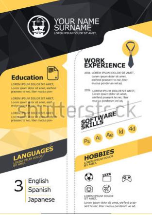 Der perfekte Lebenslauf für weltweit suchende Recruiter(#2)