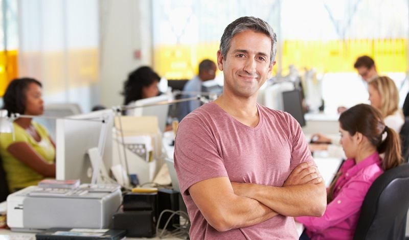 Wie wird man Creativ-Direktor? Mindestens 5 Jahre tolle Ideen haben, die sich auch verkaufen lassen. (#3)