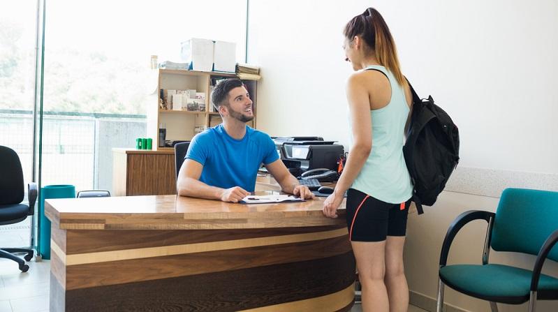 Die großen Unterschiede innerhalb dieses Berufsfelds führen dazu, dass auch die Aufgaben der Sport- und Fitnesskaufleute große Verschiedenheiten aufweisen. (#03)