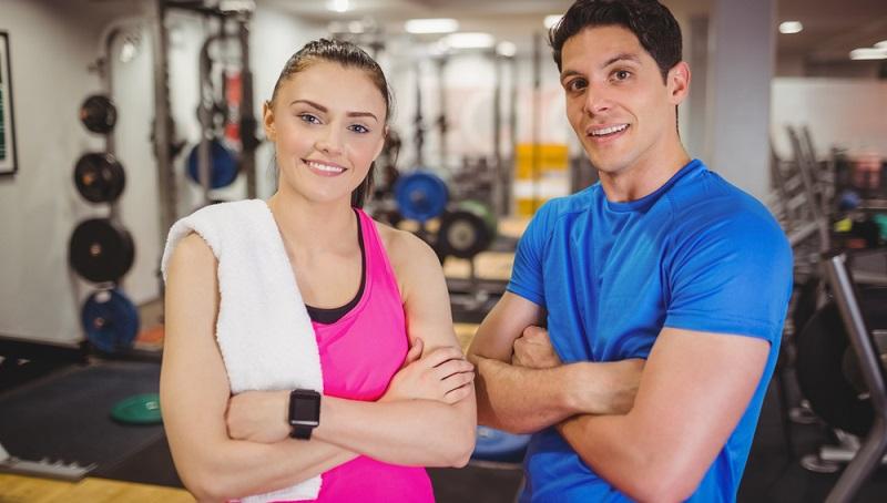 Die Aufgaben, die ein Sport- und Fitnesskaufmann übernimmt, sind sehr vielfältig.
