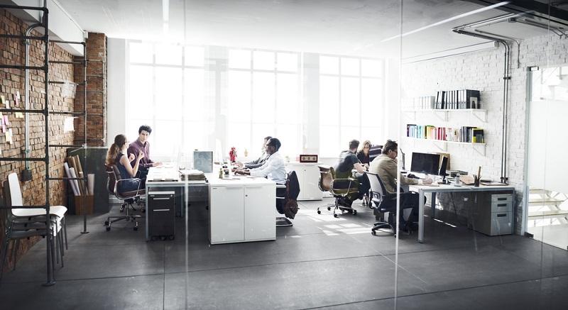 Modernes Design von Büromöbeln und Büroausstattung muss ebenso durchdacht wie nachhaltig konzipiert sein.