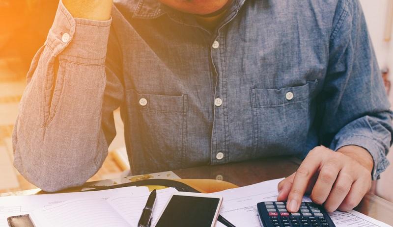Ein Taschenrechner ist immer noch unverzichtbar, wenn man sich im Dschungel der Rechnungsstellung zurechtfinden möchte. (#3)