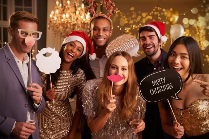 Weihnachtsfeier Abteilung Ideen.Weihnachtsfeier Lustig Gestalten 10 Tipps Für Eine Kreative