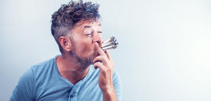 Entzugserscheinungen: Beim Rauchen aufhören