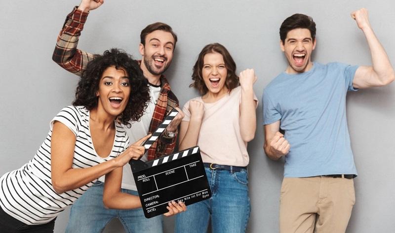 Als Komparse in der Filmbranche