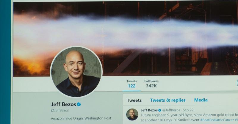 Die wohlhabendsten Menschen auf der Welt kennen die Antwort Jeff Bezos (Amazon-Gründer) mit 112 Milliarden US-Dollar