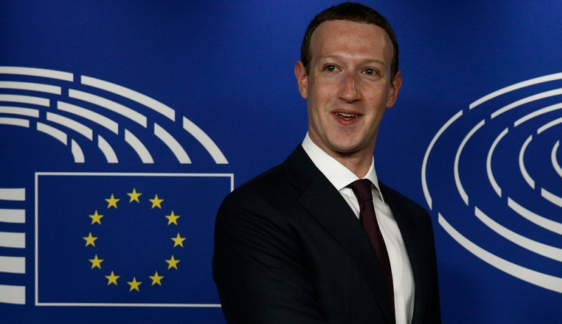 Mark Zuckerberg (Facebook-Gründer) mit 71 Milliarden US-Dollar