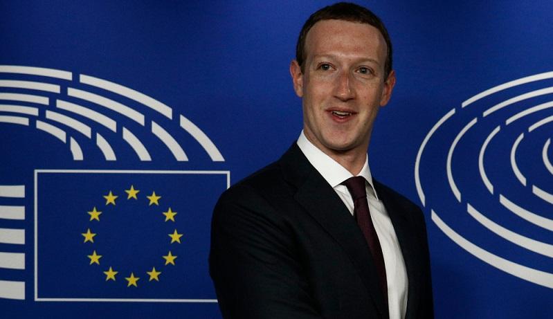 Mark Zuckerberg (Facebook-Gründer) mit 71 Milliarden US-Dollar