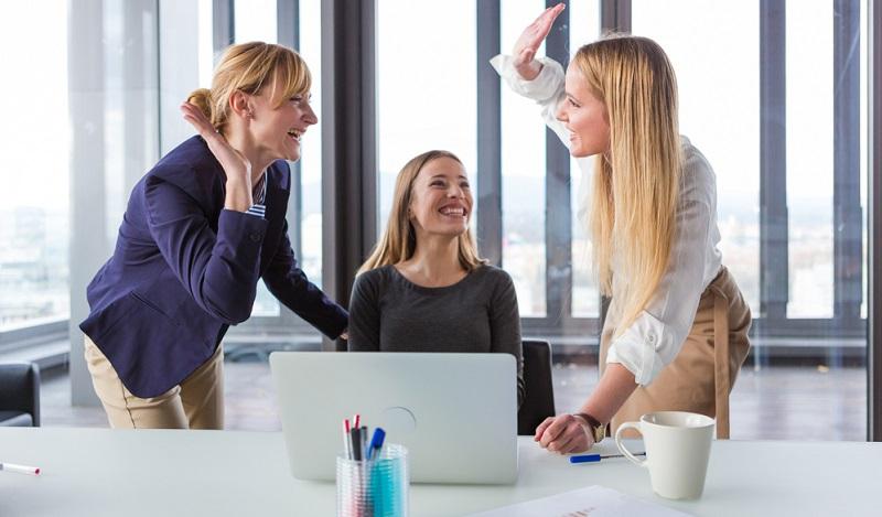 Für einen guten Arbeitgeber steht das Team immer im Vordergrund.