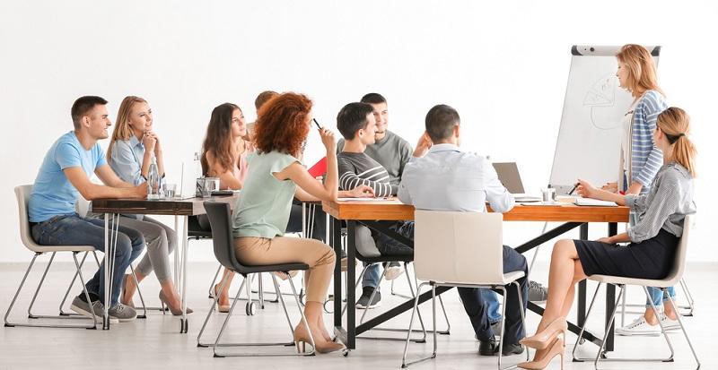 Ein Arbeitgeber sollte ein großes Interesse an der Weiterentwicklung seiner Mitarbeiter haben.